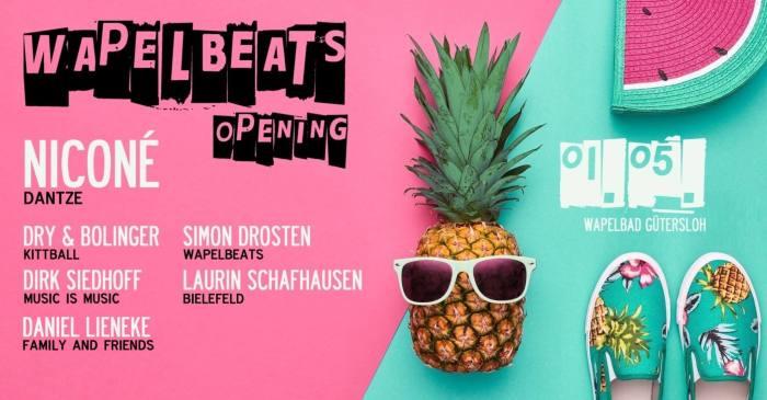 Wapelbeats Opening 2019