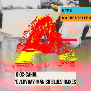 Manish Blues. Remix Cover